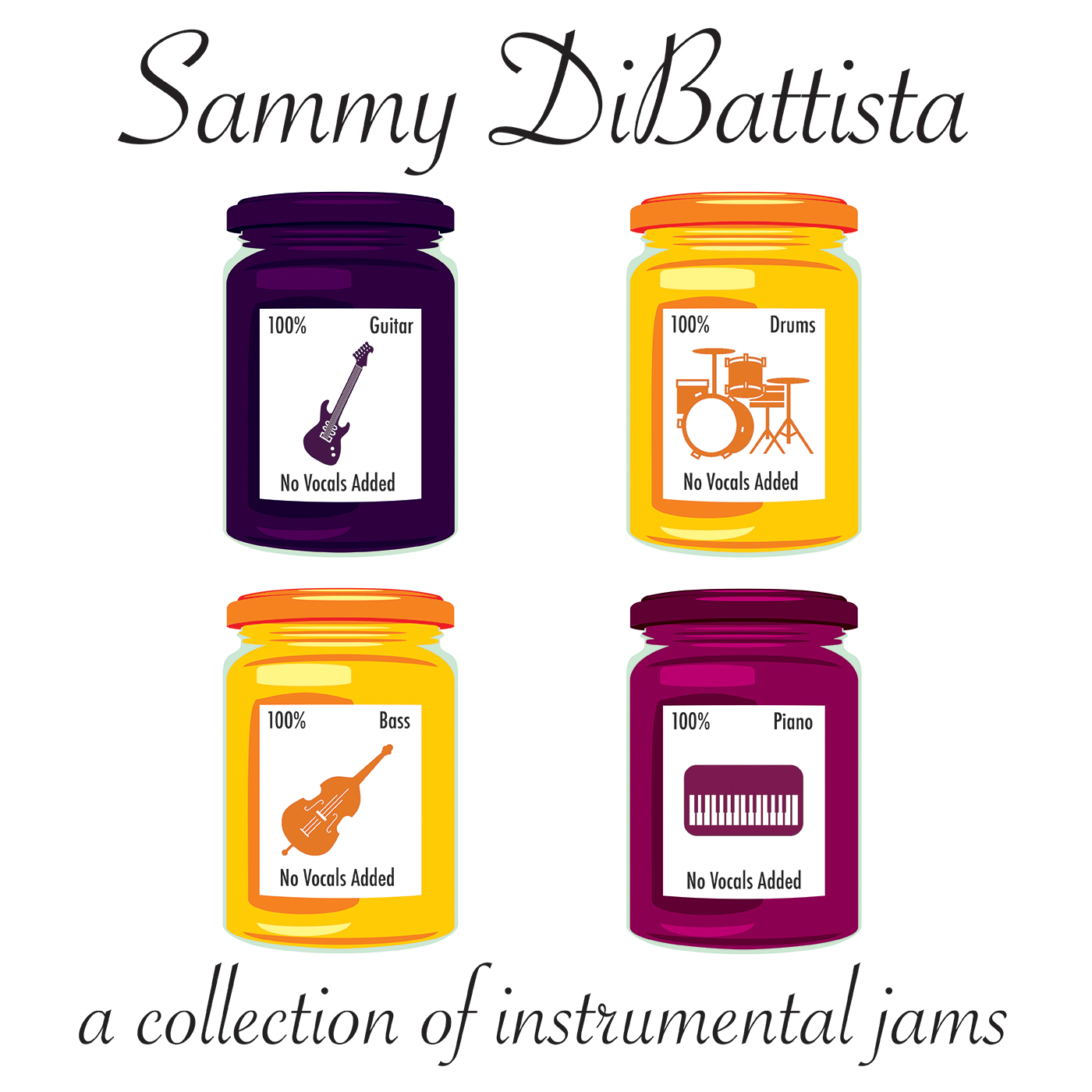 A Collection Of Instrumental Jams
